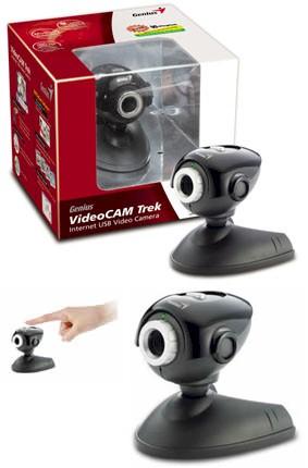 controlador videocam trek genius